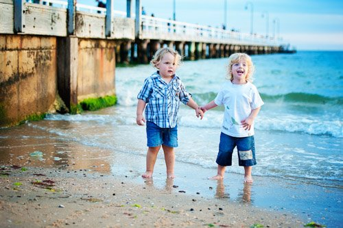 Family Photography Port Melbourne